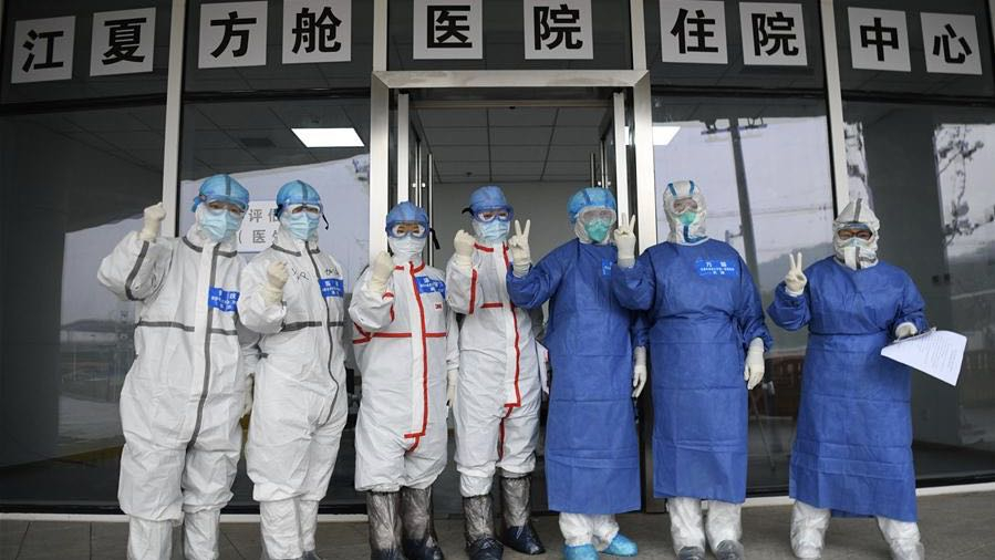 25,633 medical workers dispatched to Hubei amid coronavirus outbreak