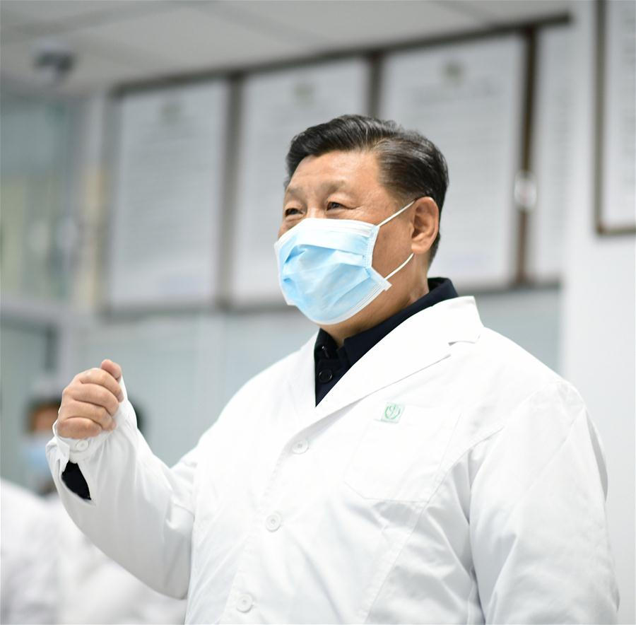 Xi's article on fighting novel coronavirus epidemic to be published