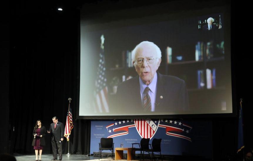 Go West: 2020 Democrats seek their fortunes in Nevada