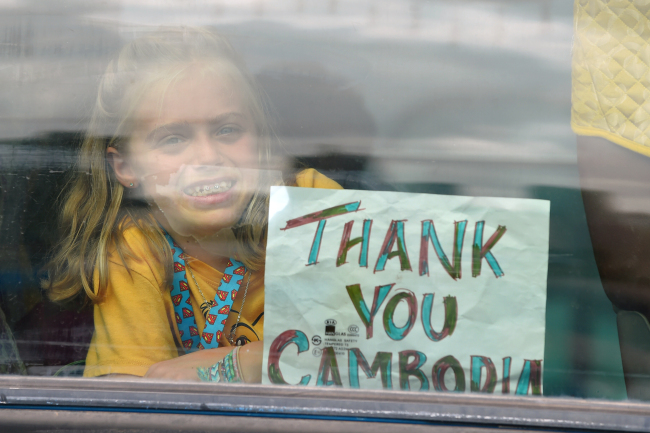Cambodia welcomes 100 cruise passengers after two weeks at sea