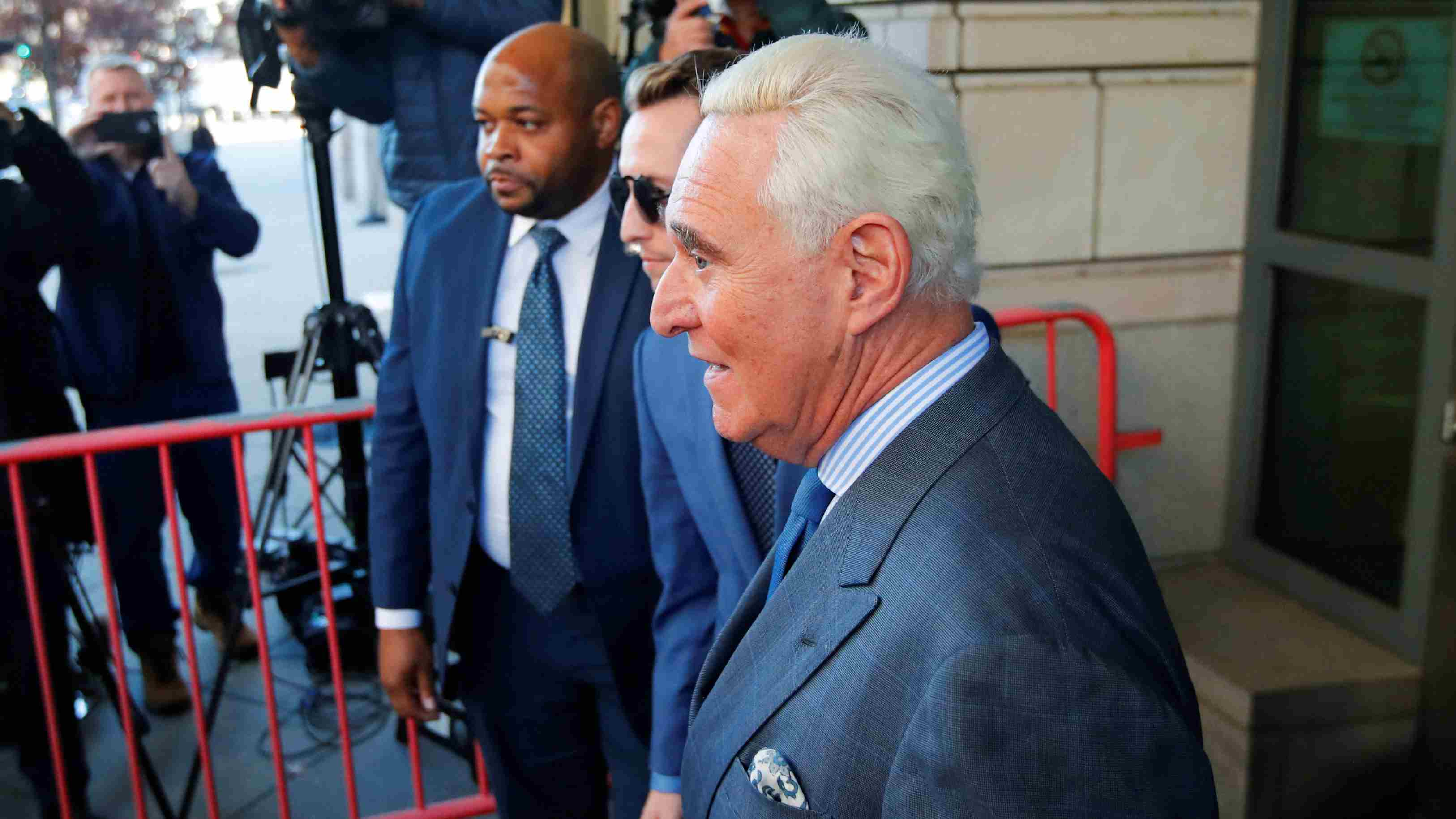 Facing stiff sentence, Trump advisor Stone seeks new trial