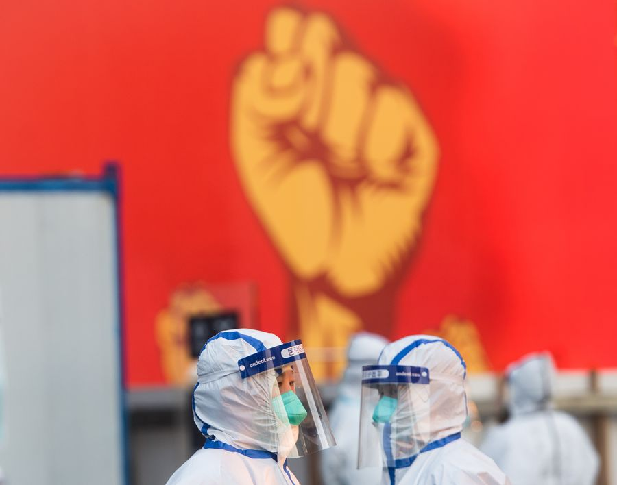 Int'l experts to arrive in Beijing assisting anti-virus fight: NHC
