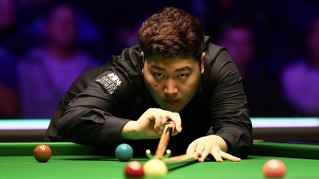 Snooker: China's Yan edged out in Welsh Open semifinals