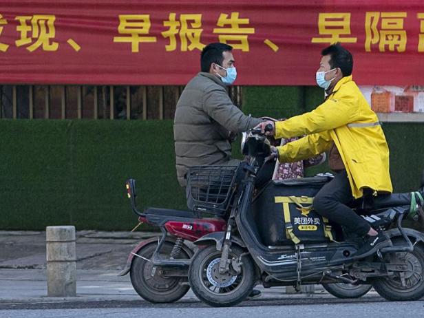 China's Hubei announces further measures to contain coronavirus outbreak