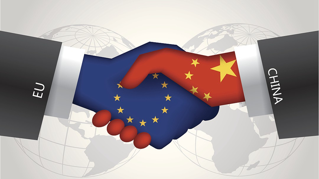 China-EU consensus greater than disagreement: Chinese FM