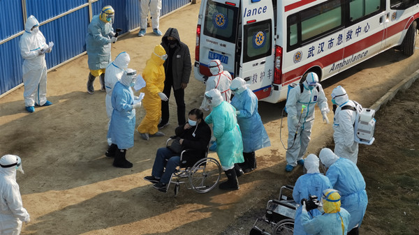 Severe to confirmed ratio of coronavirus cases in China decreases