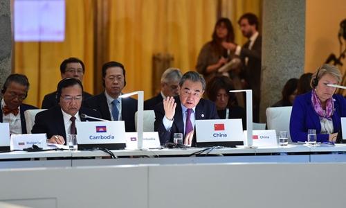 US threatens China, not vice versa: Chinese FM