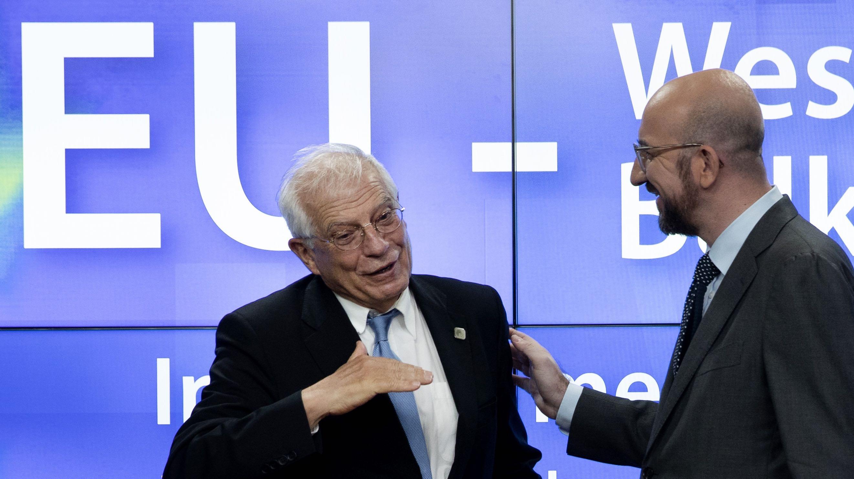 Top EU diplomat calls for bloc to grow 'appetite for power'