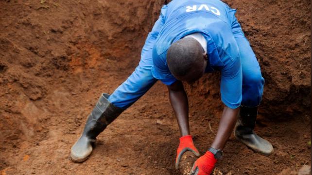 Over 6,000 bodies found in Burundi's mass graves