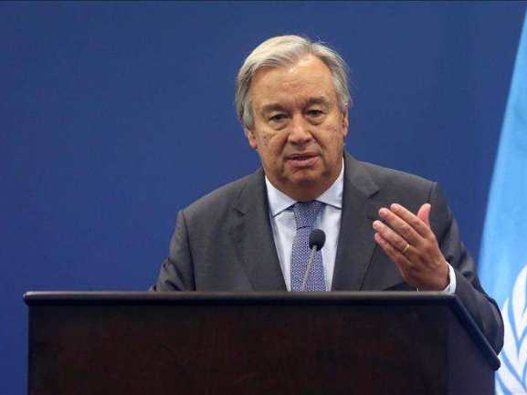 UN secretary-general expresses confidence on China's epidemic control efforts