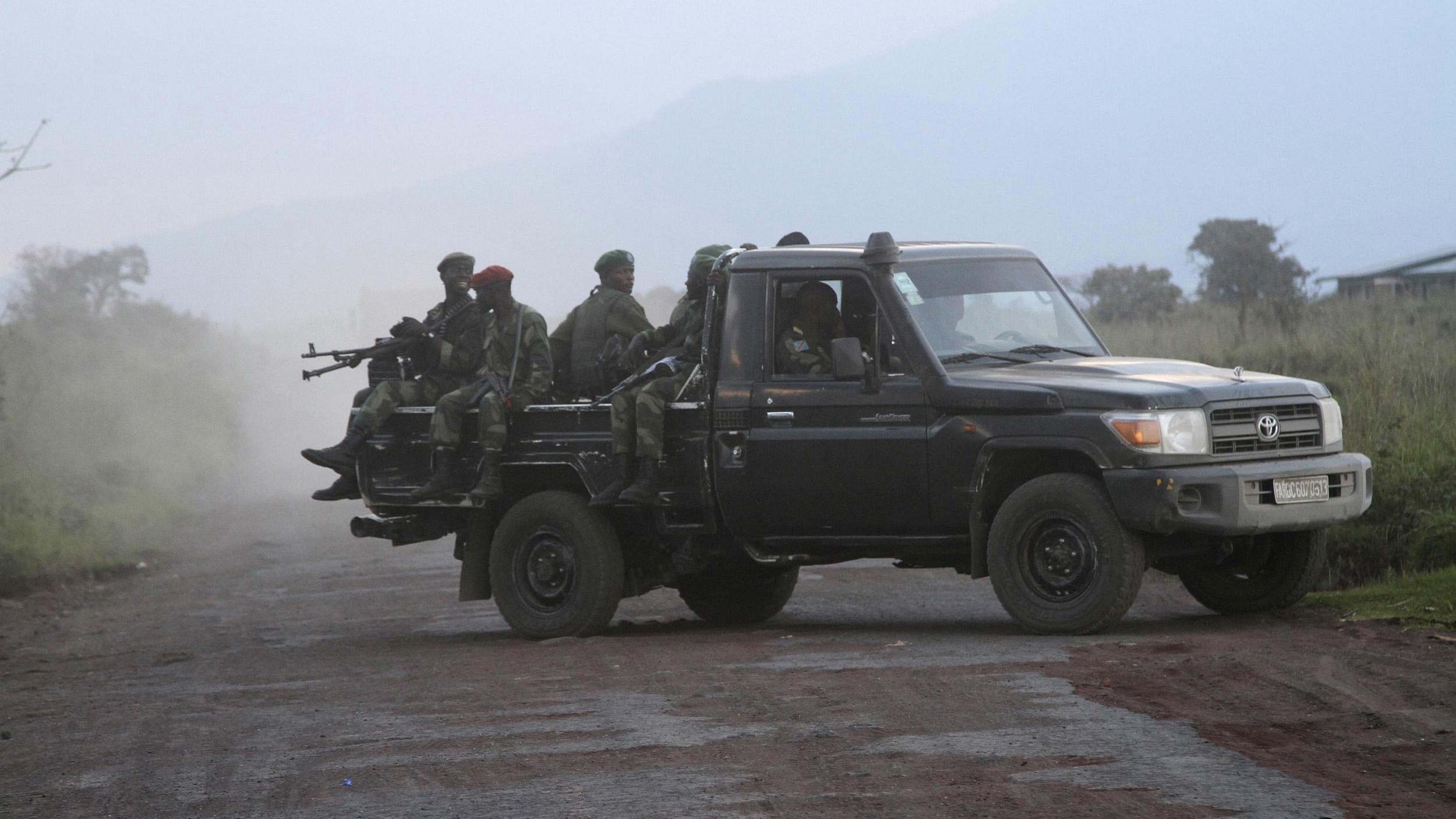 At least 10 dead in attack in eastern DR Congo's Beni region -- media