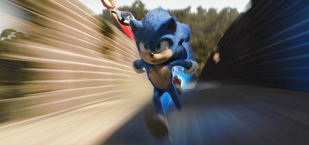 'Sonic' speeds to $57M debut; 'Parasite' sees big Oscar bump