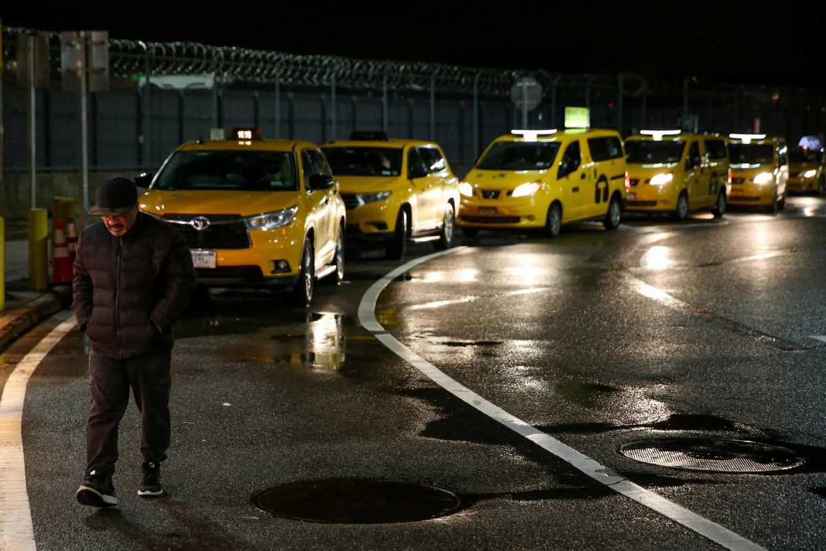 New York calls out discrimination by drivers over virus