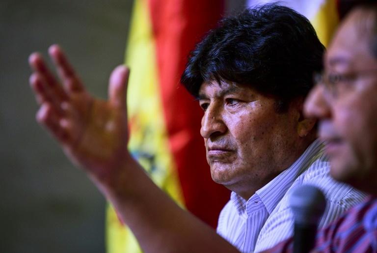 Bolivia's Morales returns to Argentina after Cuba medical care