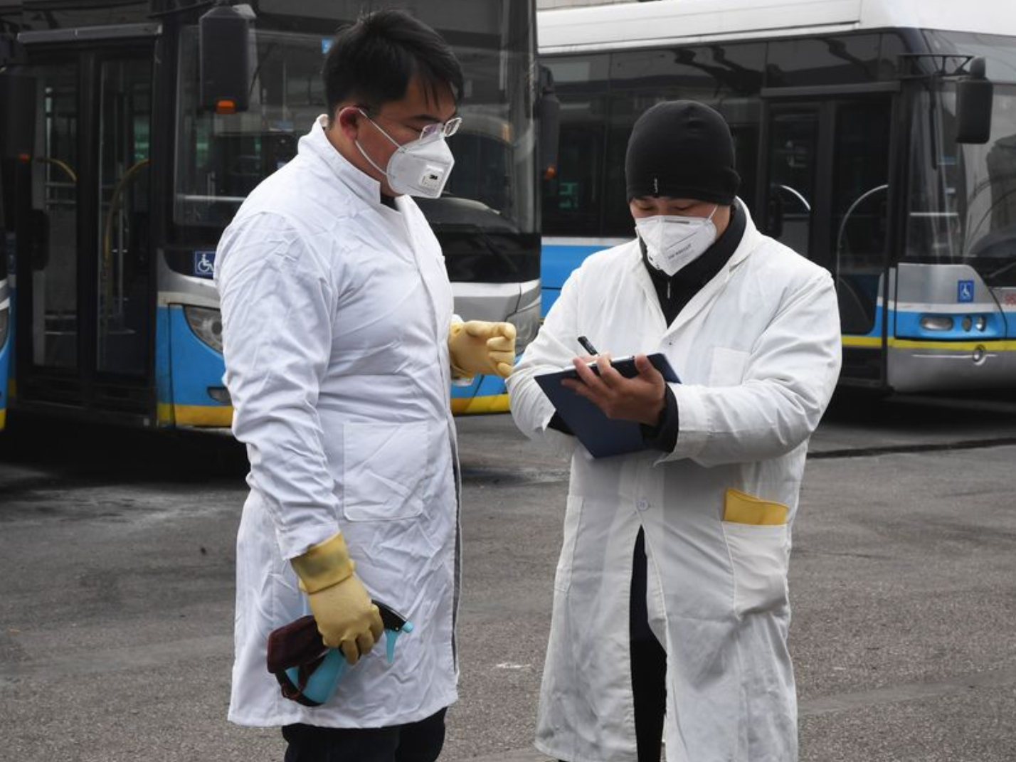 Beijing to launch bus pooling service for businesses
