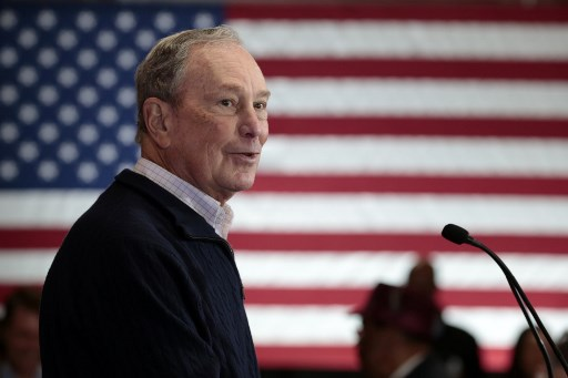 A rising Bloomberg qualifies for US Democratic debate
