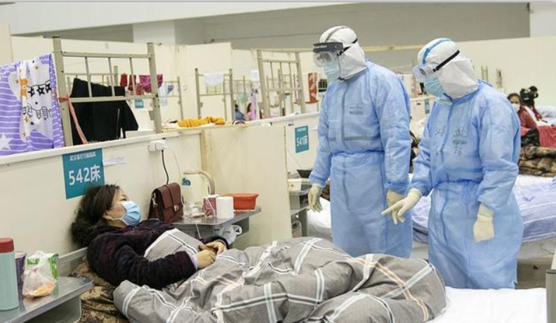 12 temporary hospitals put into operation in Wuhan