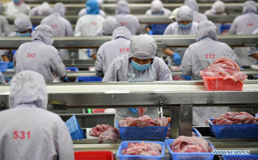 Comprehensive measures taken to resume production amid virus outbreak