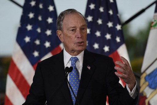 US Democratic hopefuls square off, with rising Bloomberg in mix