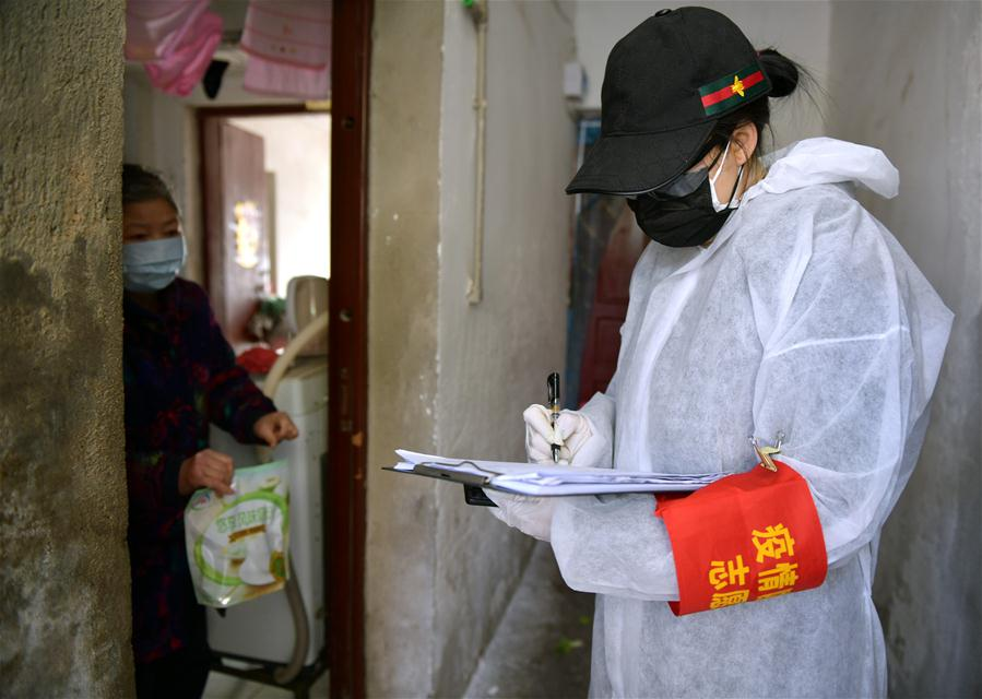 Shanghai reports no new confirmed case of coronavirus infection