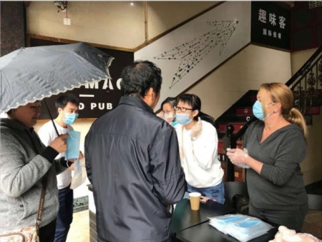 Anti-epidemic stories of foreigners in Hainan