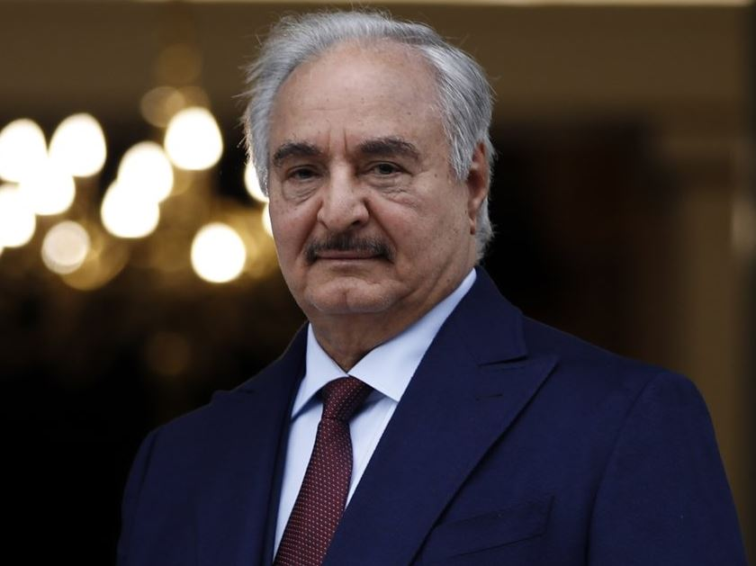 UN-backed government in Libya suspends talks after attack