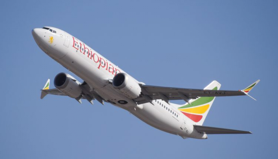 Ethiopians continues to operate flights to China