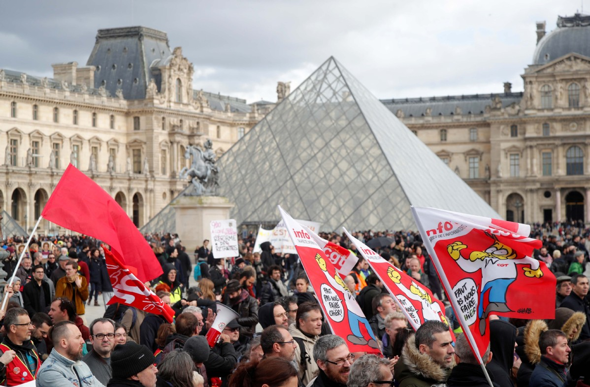 Lawmakers begin debate on French pension reforms amid public anger