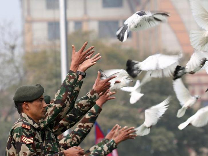 Nepal's 70th National Democracy Day observed in Kathmandu