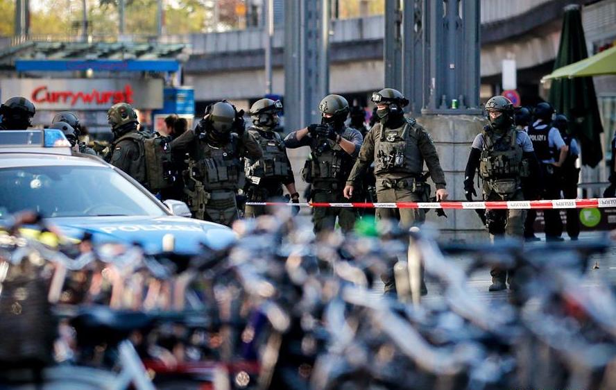 Several people killed in shootings in Hanau, Germany