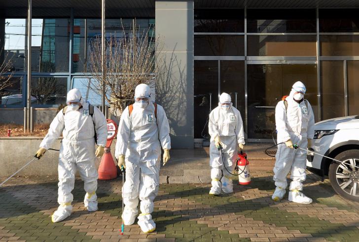 First coronavirus death reported in S. Korea