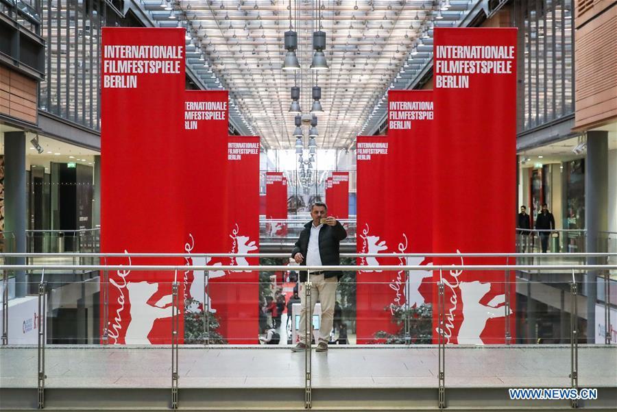 70th Berlin International Film Festival to kick off