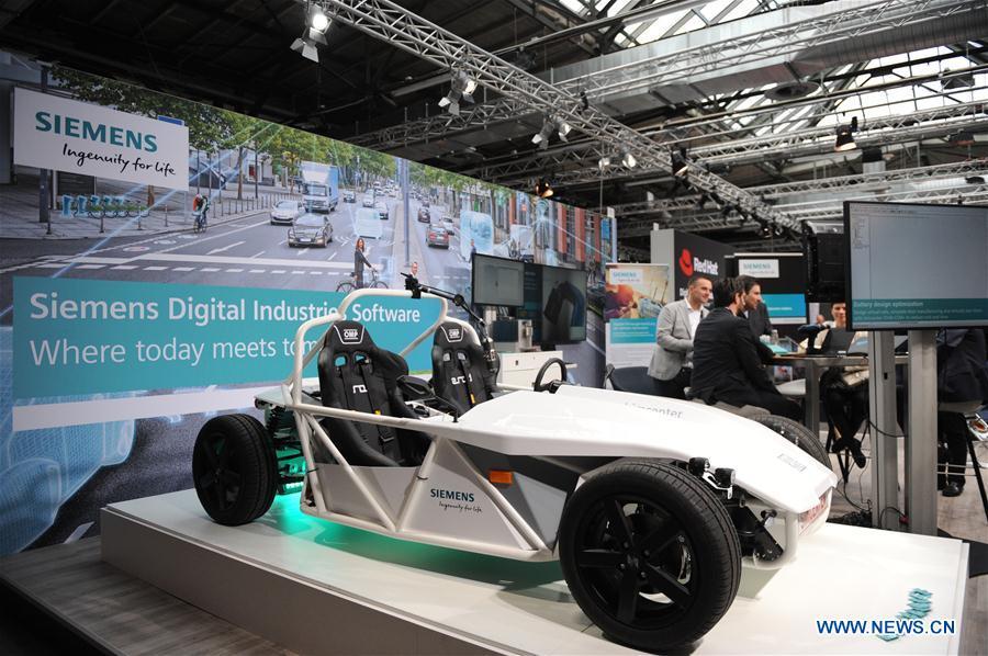 Bosch Connected World 2020 held in Berlin, Germany