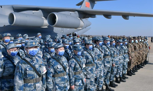 Chinese military adopts new rules against cybersecurity risks