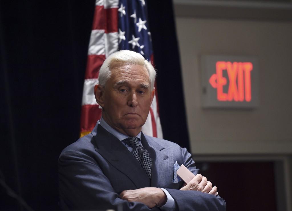 Trump ally to be sentenced amid firestorm over presidential meddling