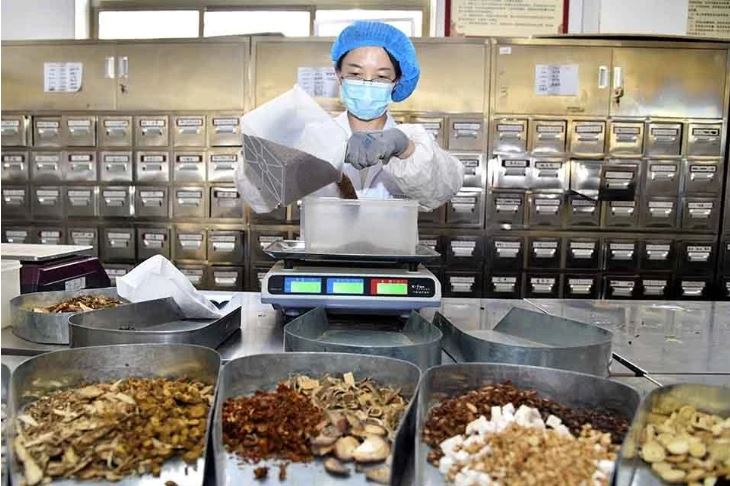 TCM widely applied in treating COVID-19 patients in China