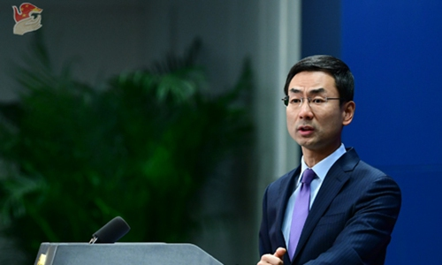 Chinese FM spokesperson to Pompeo: Those who have been insulted have the right to fight back