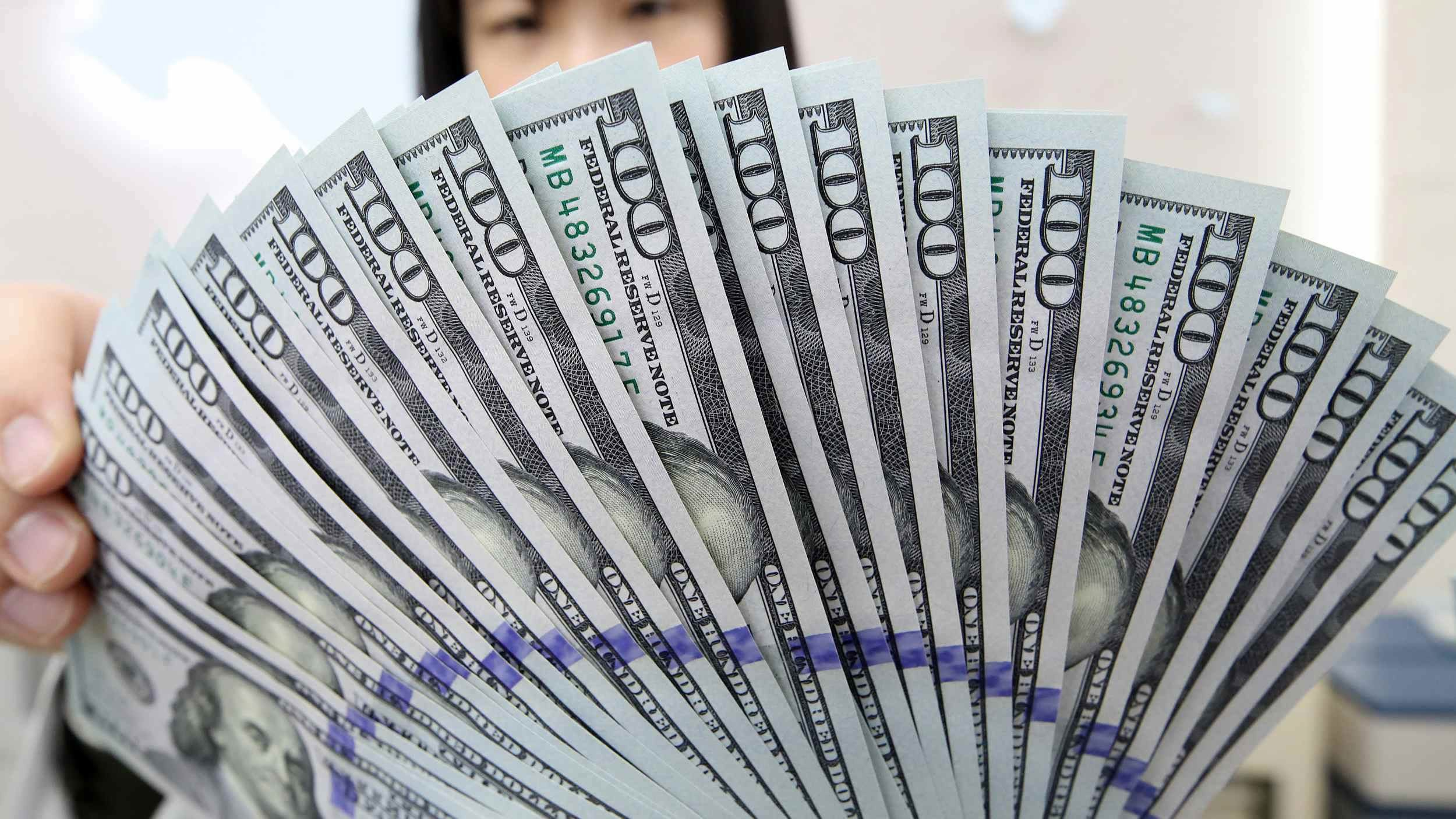 Malaysia's international reserves stand at 104.3 bln USD