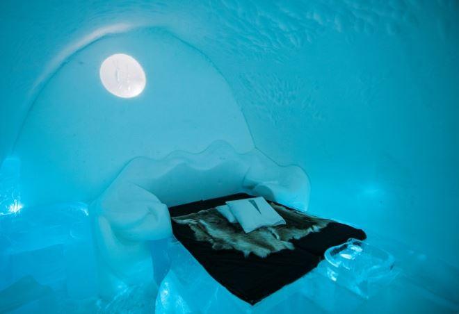 ice hotel room (afp).jpg