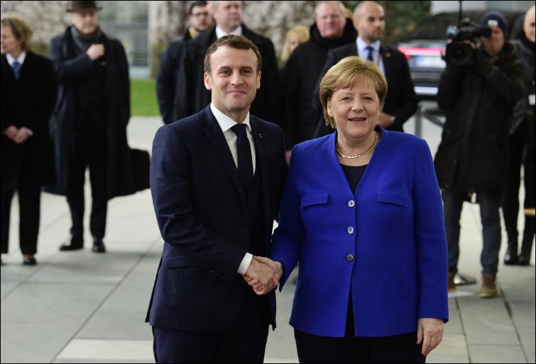 Merkel, Macron seek Syria talks with Putin and Erdogan amid Idlib tensions
