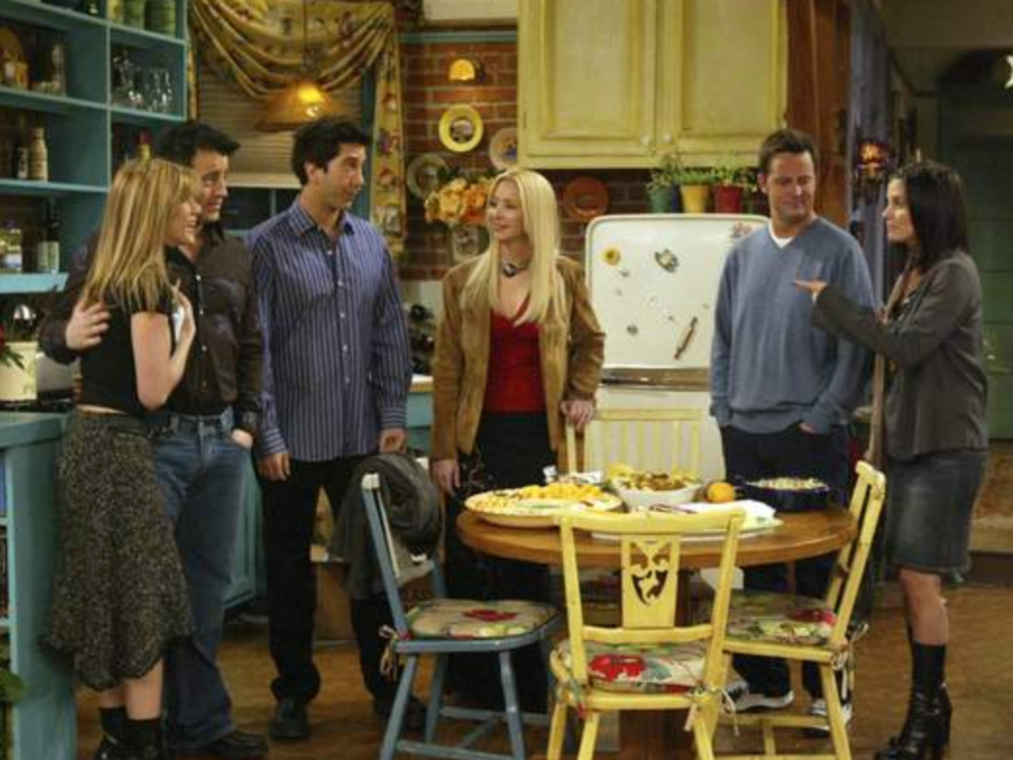Cast of hit sitcom 'Friends' reuniting for 25th anniversary