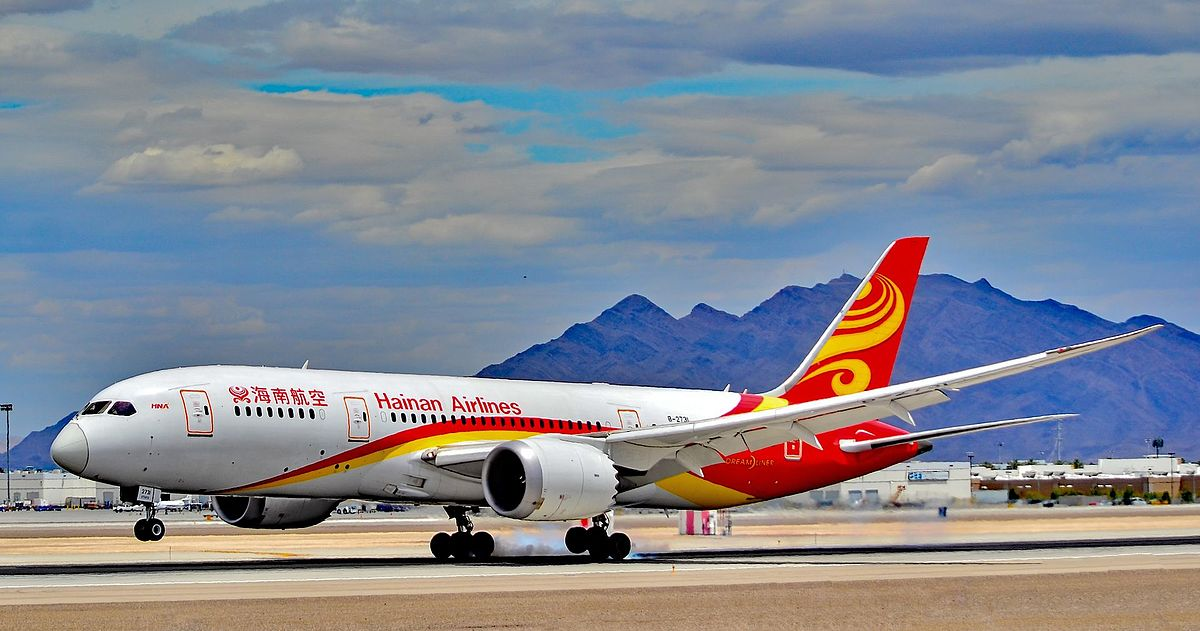 Hainan Airlines to resume over 450 flights