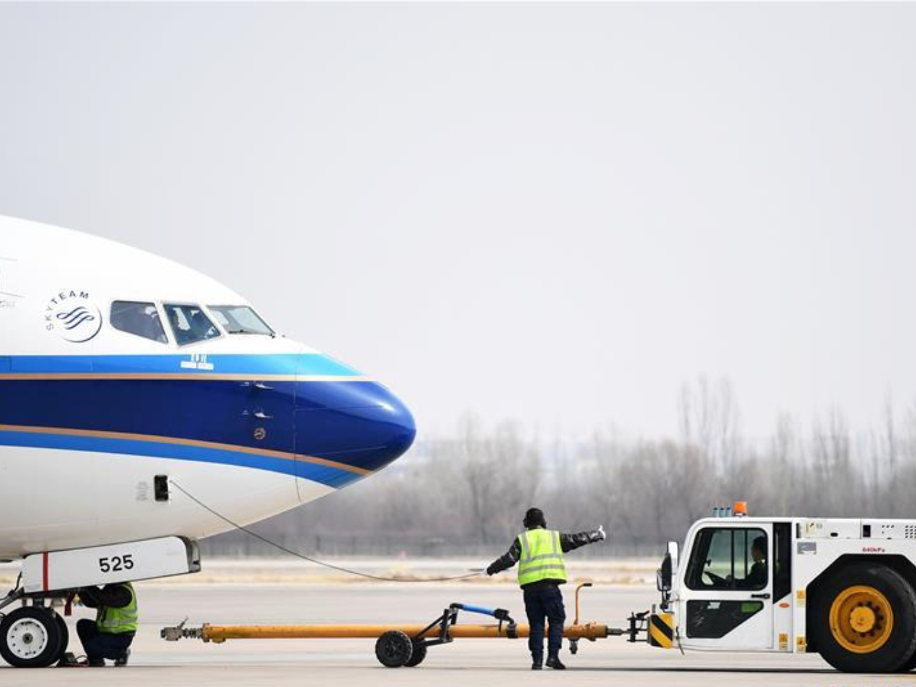 China NDRC approves airport expansion project in Silk Road hub