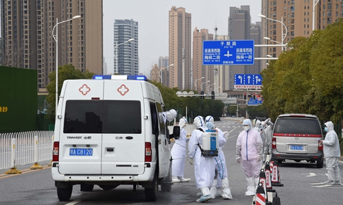 Chinese central authorities to probe virus outbreak in prison