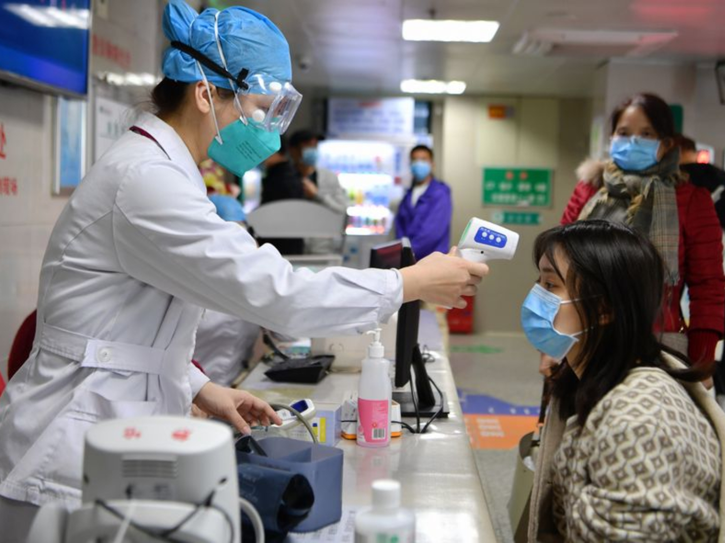 China reports 397 new confirmed cases of coronavirus infection, 109 new deaths