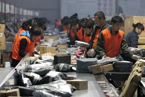China eyes further resumption of express delivery services