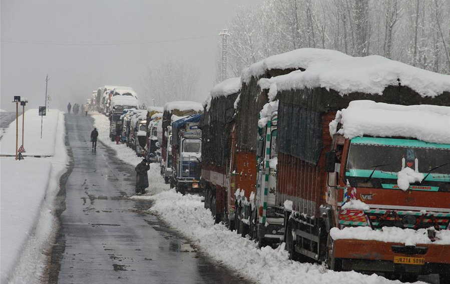 9 dead, 5 injured as vehicle falls into deep gorge in Indian-controlled Kashmir