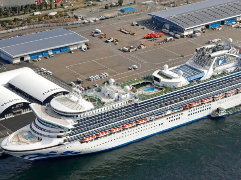 Canadian cruise ship passenger tests negative for coronavirus