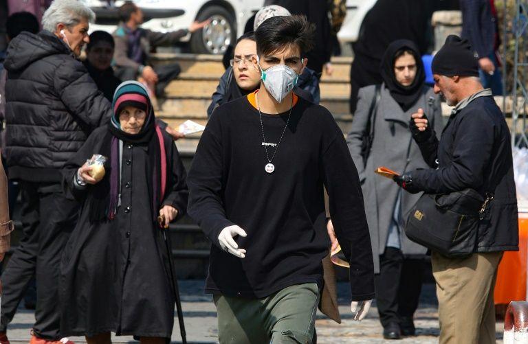 Iran says 'enemies' used virus to sabotage vote as death toll rises