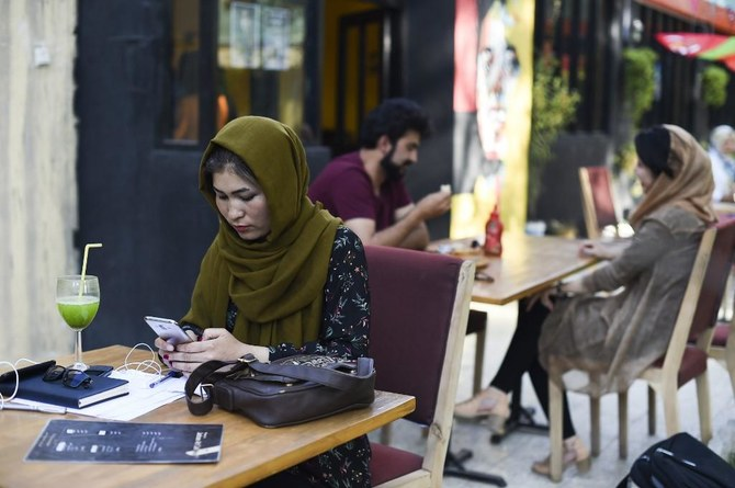Mobile phone services restored as Afghan truce holds